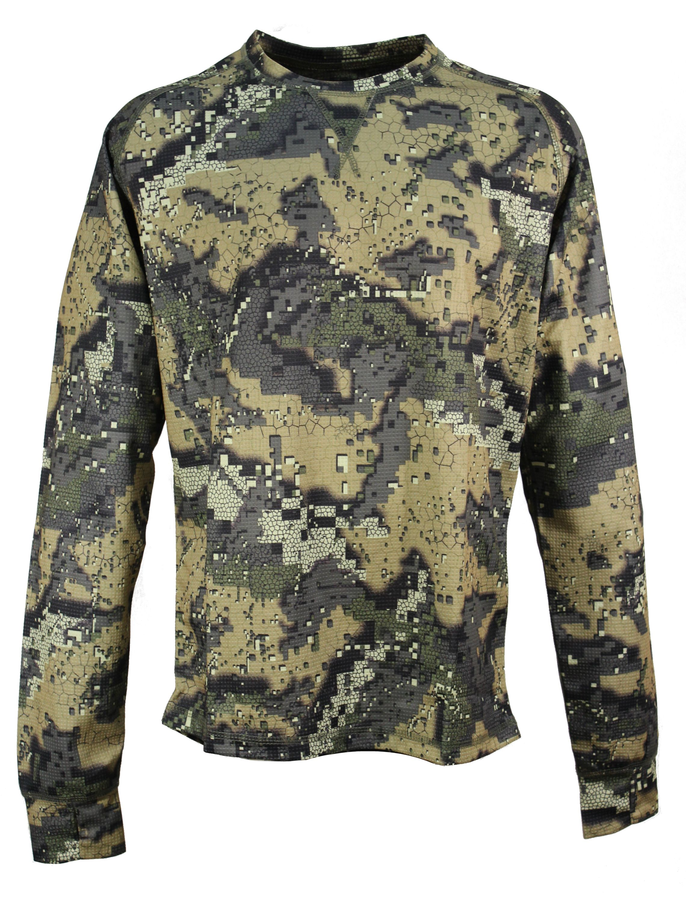 Джемпер охотничий Remington Men's Camouflage T-Shirt APG Hunting Camo, цвет Optifade, р.S