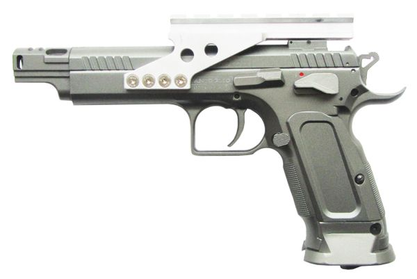 Пневматический пистолет Swiss Arms Tanfoglio Gold Custom Eric (Blowback) (358004)