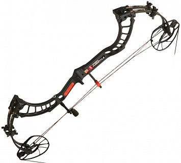 "Лук блочный PSE Full Throttle RH 28"" 29"" 30"" Black"