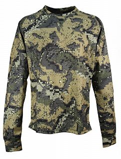 Джемпер охотничий Remington Men's Camouflage T-Shirt APG Hunting Camo, цвет Optifade, р. 4XL
