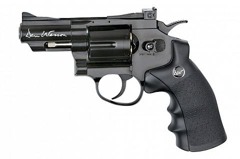 Револьвер ASG Dan Wesson 2.5 Black CO2 (17175)
